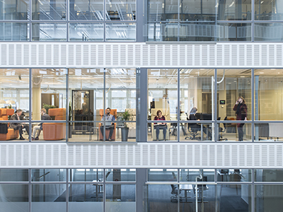 Open office building | Workplace of the future | Coor